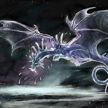 Stardragon by uselessmachine
