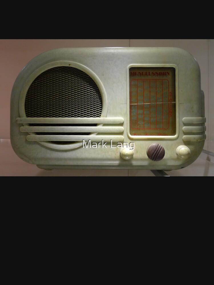 Deco Radio by Langie
