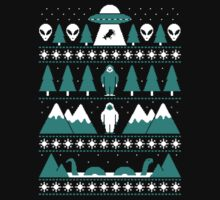 Paranormal Christmas Sweater | Unisex T-Shirt