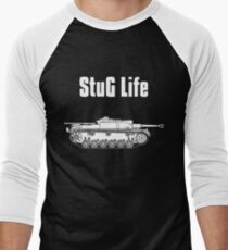 StuG Life - Military History Visualized (Vertical Version) T-Shirt
