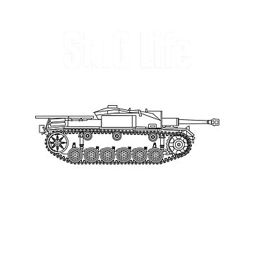 StuG Life - Military History Visualized (Vertical Version) by mhvis