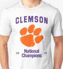 clemson national champions 2017 Unisex T-Shirt