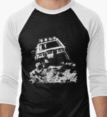 Nissan Patrol GU Men's Baseball ¾ T-Shirt