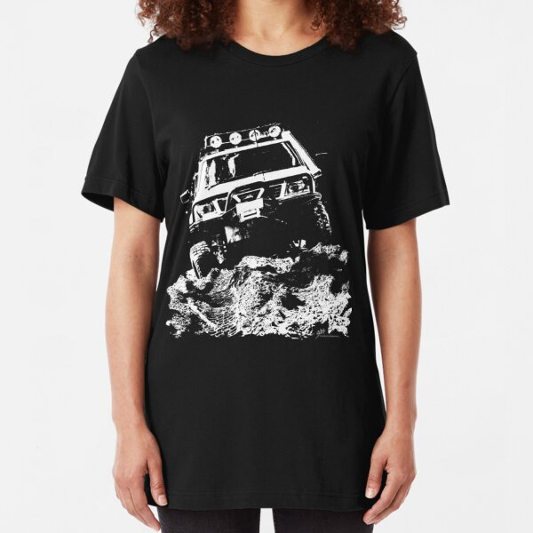 Nissan Patrol GU Slim Fit T-Shirt