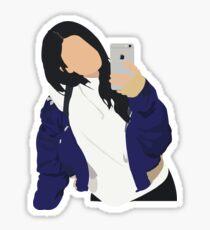 Pegatina Kylie Selfie