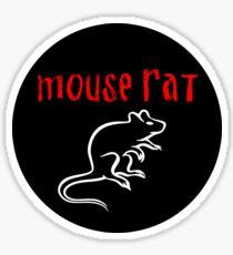 Maus Ratte Sticker