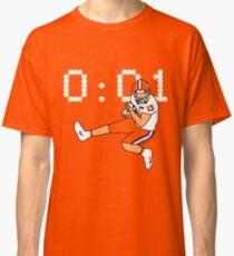 Clemson Game Winning Touchdown Classic T-Shirt