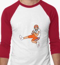 Clemson Game Winning Touchdown Men's Baseball ¾ T-Shirt
