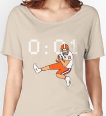 Clemson Game Winning Touchdown Women's Relaxed Fit T-Shirt