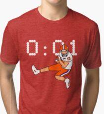 Clemson Game Winning Touchdown Tri-blend T-Shirt