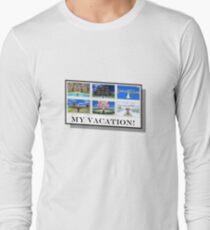 My Pokemon Vacation Long Sleeve T-Shirt