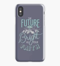 LDS General Conference Quote-for Dark Tee iPhone Case/Skin