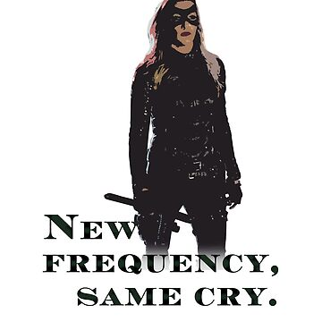 Arrow: Black Canary by lukeyy