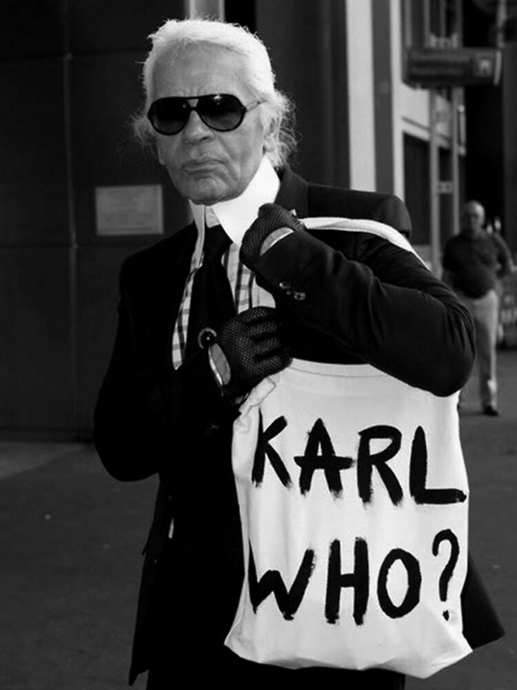 karl lagerfeld; karl who? by grizzlybearzz