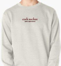 cork sucker Pullover
