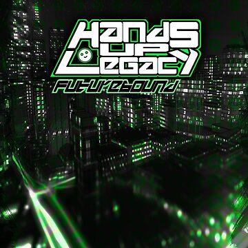 Hands Up Legacy Futurebound Variant One by handsuplegacy