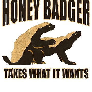 Honey Badger - Takes by Jclee4