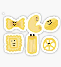 Happy Pasta Sticker