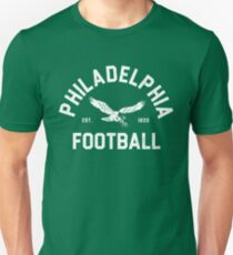 Philadelphia Football Unisex T-Shirt