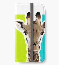 GIRAFFE iPhone Wallet/Case/Skin