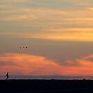 Jogging in the Morning by Jo Nijenhuis
