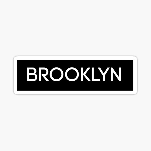 Brooklyn Sticker