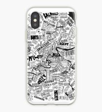 Brisbane Suburbs iPhone Case