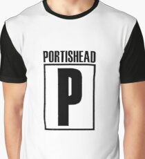 portishead black logo  Graphic T-Shirt