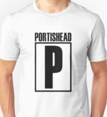 portishead black logo  T-Shirt
