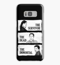 Torchwood - The Survivor, The Dead, The Immortal Samsung Galaxy Case/Skin