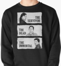 Torchwood - The Survivor, The Dead, The Immortal Pullover