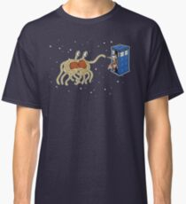 Wibbly Wobbly Noodley Woodley III Classic T-Shirt