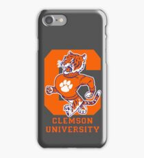clemsonuniversity iPhone Case/Skin