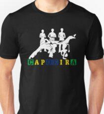 Capoeira - White Unisex T-Shirt
