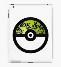 I Choose Grass Type iPad Case/Skin