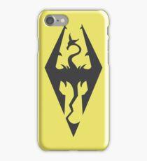 Dragon Icon iPhone Case/Skin