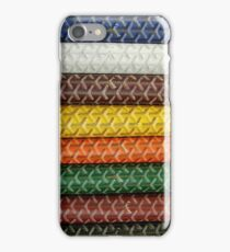 Goyard Multi Color iPhone Case/Skin