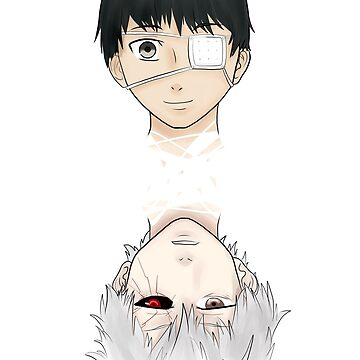 Connected - Kaneki  by jjocd