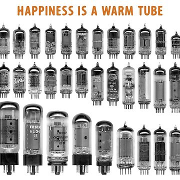 Happiness is a warm tube - a compilation of vacuum tubes by southpawmiller