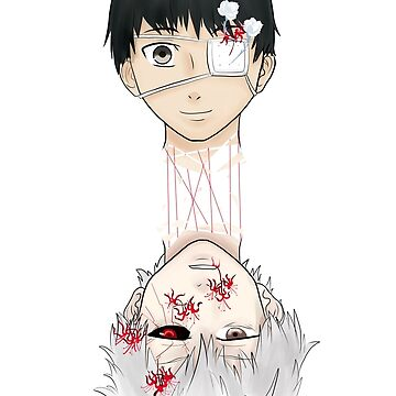 Connected by blood - Kaneki by jjocd