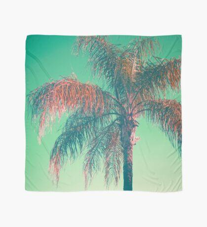 Rote Palme Tuch