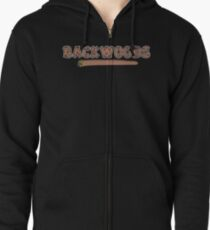 Backwoods Zipped Hoodie