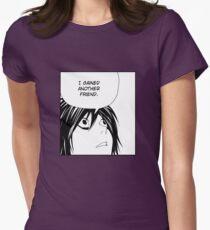 precious friend Womens Fitted T-Shirt