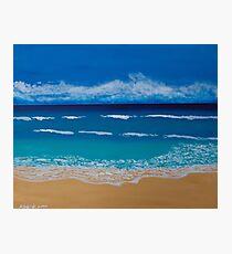 'Ashleigh's Beachside' by Ashleigh Scriven (2017) Photographic Print