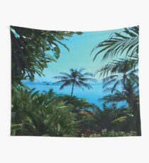 PALM ME OFF TO THAILAND ANYTIME Wall Tapestry