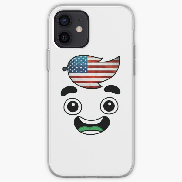 Guava Juice (LIMITED EDTION USA FLAG) iPhone Soft Case