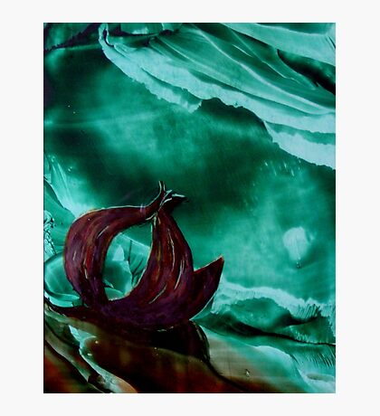 The onion Photographic Print