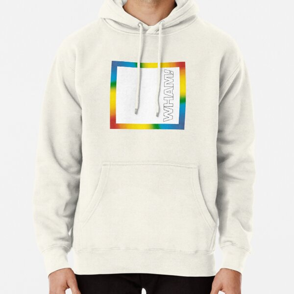 Wham Pullover Hoodie