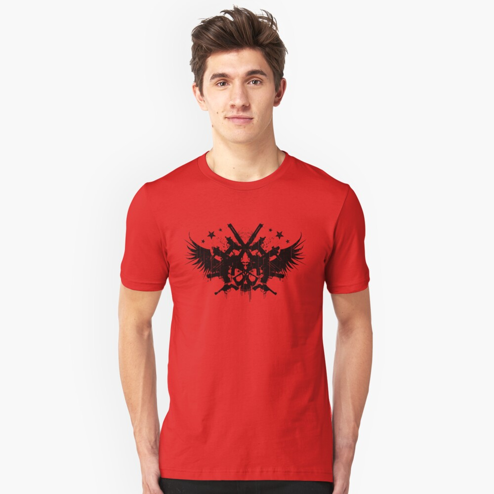 Wings of Regret Unisex T-Shirt Front