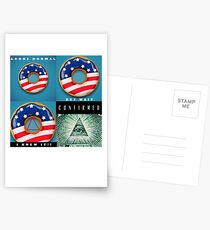 Illuminati Confirmed Postcards